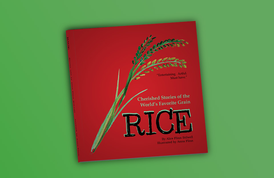 Rice Book Cover Design 2